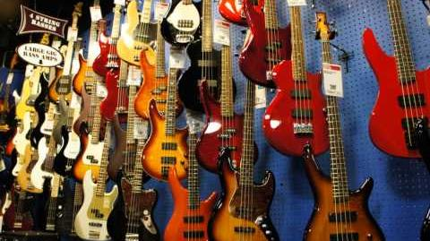 """Johnny Preston"" (I Want A) Rock And Roll Guitar ""(Guitar Center)"""