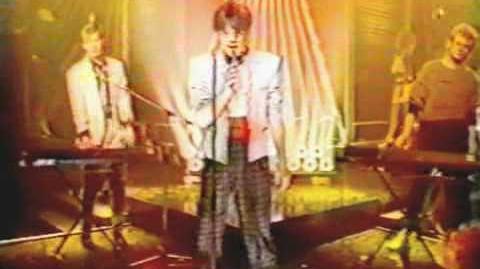 Alphaville - Big in Japan (Live@TOTP '84)