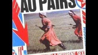 The Au Pairs - it´s obvious