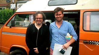 Tom Ravencroft's Campervan of Vinyl Dreamers