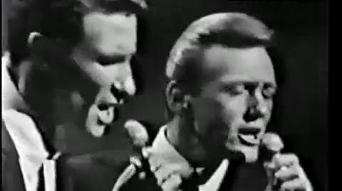 Righteous brothers-Trying to find another man live