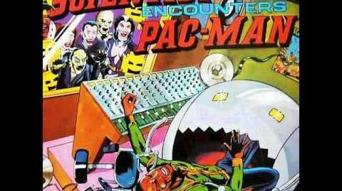 DUB LP- SCIENTIST ENCOUNTERS PAC MAN - The Dark Secret Of The Box