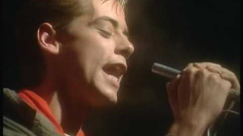 1983 TOTP - Whistle Down The Wind - Nick Heyward
