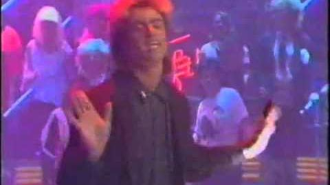 Wham! – Everything She Wants (Studio, TOTP)