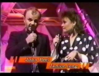 Image result for janice long john peel