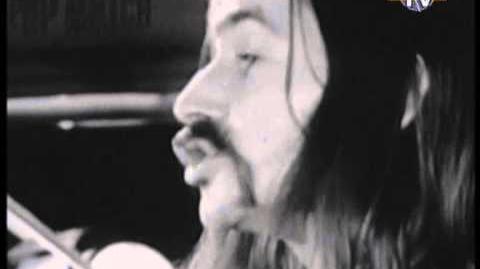 Norman Greenbaum Spirit in the sky ( Rare Original Footage French TV 1970 )