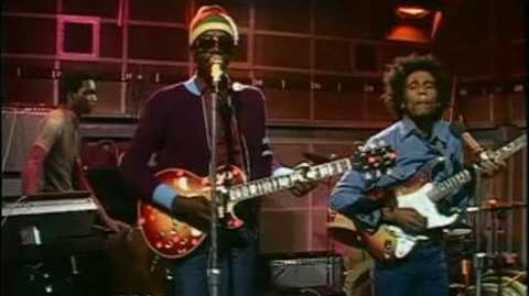 Bob Marley & The Wailers - Stir It Up - Old Grey Whistle Test