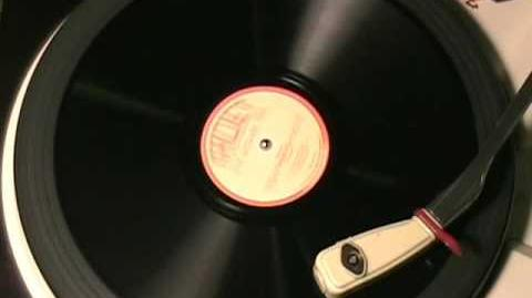 CEMENT MIXER by the Slim Gaillard Trio on 78 rpm CADET label
