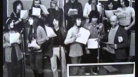 John Peel Carol Concert ~ boxing day 1970