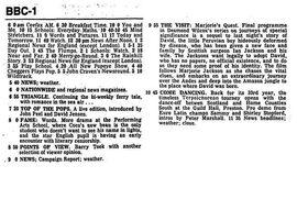 1983-06-08 Radio Times listing