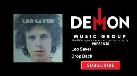 Leo Sayer - Drop Back