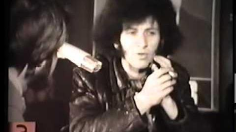 Mick Farren (The Deviants) interview (Conducted by John Peel) - 1967