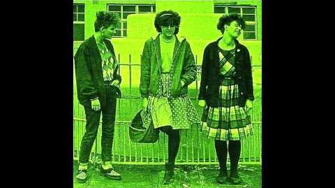 THE MARINE GIRLS John Peel 16th April 1983