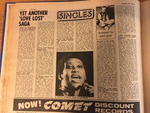 26th January 1974
