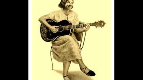 'Pickin' The Blues' MEMPHIS MINNIE (1929) Memphis Blues Guitar Legend