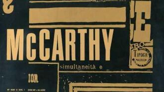 "McCARTHY - 'Should The Bible Be Banned' - 12"" 1988"