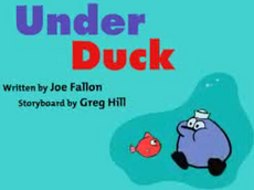 Under duck opening