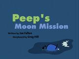 Peep's Moon Mission