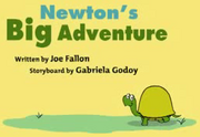 Newtons big adventure picture