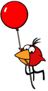 Chirp balloon
