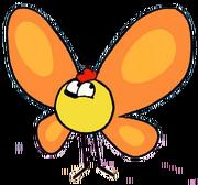 Butterfly Peep