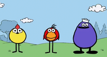 Peep Quack and Chirp2