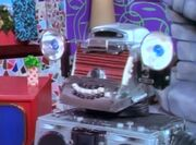 Pee wee christmas special 1988 screen shot