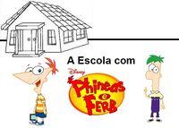 Logotipo A Escola com P&F
