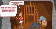 Escape de Mole Trópolis 10