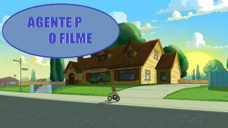 AGENTE P o filme poster 6