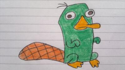 Perry the Platypus - Câmera (Diovos)