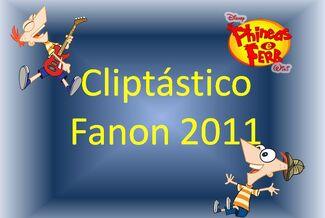 Cliptástico Fanon 2011 - Cartão de Título
