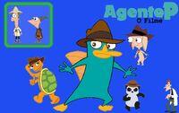 Agente P O Filme Logo 5
