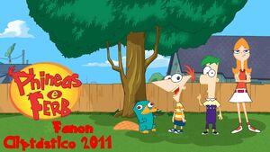 Phineas e Ferb Logo 2