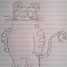 Desenho Leao Tigre Urso Phineas E Ferb Fanon Fandom