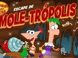 Escape de Mole-Trópolis