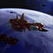 Blood Ravens Fleet