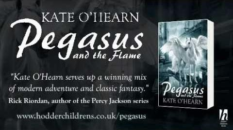 Pegasus and the Flame Book Trailer