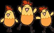 Onehundredchickens