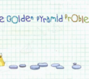 The Golden Pyramid Problem