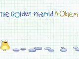 The Golden Pyramid Problem