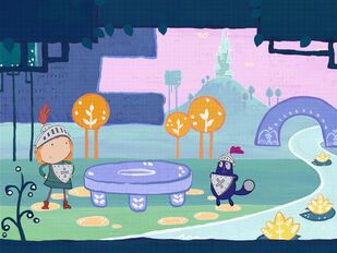 Gallery5 PEG+CAT Magical Forest