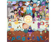 Peg+Cat Really Big Album