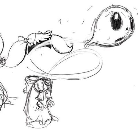 Concept art for Luna