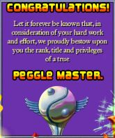 Peggle Master of Adventure