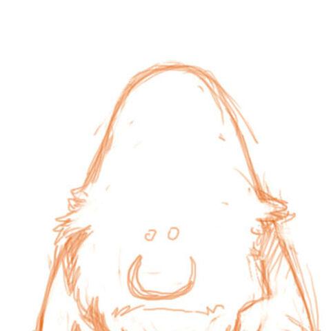 Concept art for <i>Peggle 2</i>