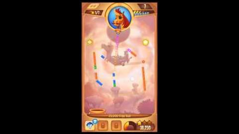 Peggle Blast Level 195 - Battle 2 of 3