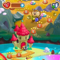 Play through enchanting levels!