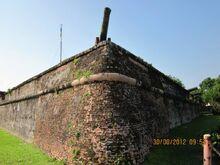 Fort Cornwallis, George Town, Penang-0