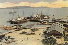 Swettenham Pier, George Town, Penang (1900s)